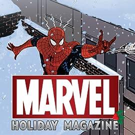 Marvel Holiday Magazine 2011