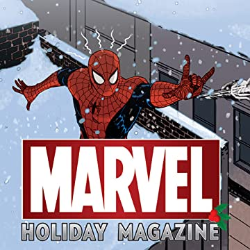 Marvel Holiday Magazine 2011