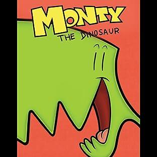 Monty the Dinosaur
