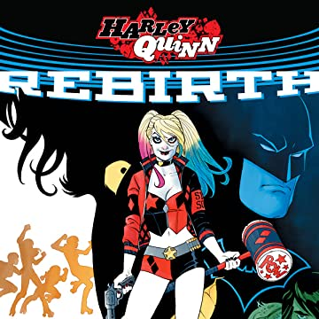 c2f18a6c5007 Harley Quinn (2016-) Digital Comics - Comics by comiXology  Web UK