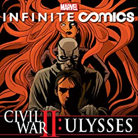 Civil War II: Ulysses Infinite Comic