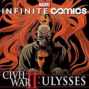 Civil War II: Ulysses Infinite Comic
