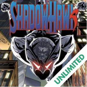 Shadowhawk, Vol. 2