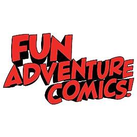 Fun Adventure Comics!
