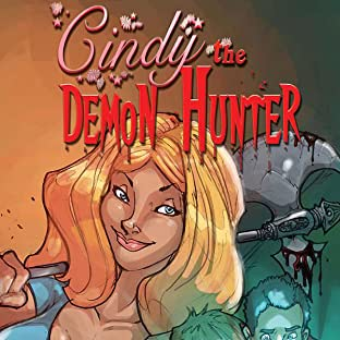 Cindy the Demon Hunter