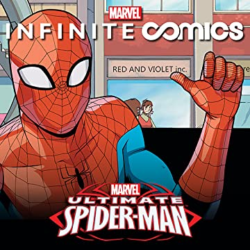 Ultimate Spider-Man Infinite Comic (2016)