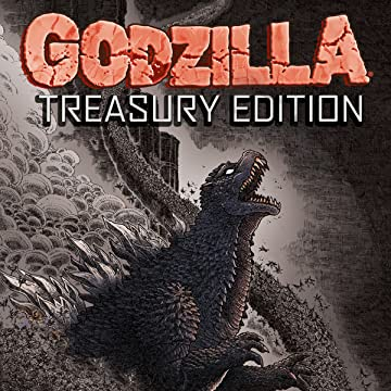 Godzilla Treasury Edition