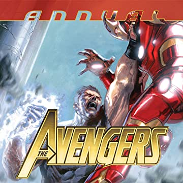 Avengers Annual