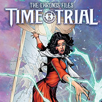 Time Trial (The CHRONOS Files Series)