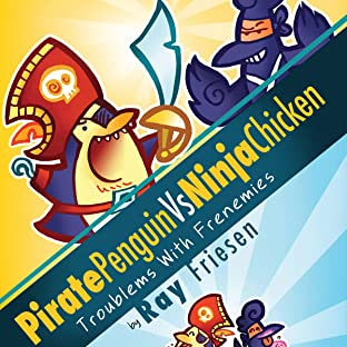 Pirate Penguin vs. Ninja Chicken