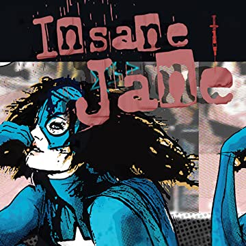 Insane Jane: The Avenging Star