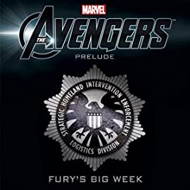 Marvel's The Avengers Prelude: Fury's Big Week