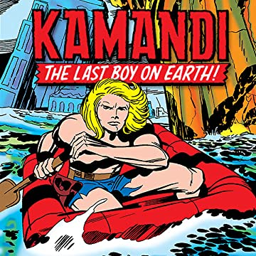 Image result for kamandi the last boy on earth