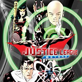 Justice League Beyond (2012-2013)