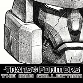 The Transformers: The IDW Collection