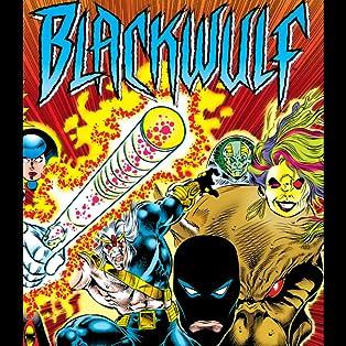 Blackwulf (1994-1995)