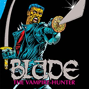 Blade: The Vampire Hunter (1994-1995)