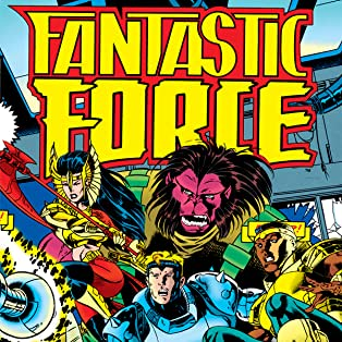 Fantastic Force (1994-1996)