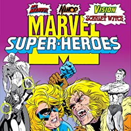 Marvel Super Heroes (1990-1993)