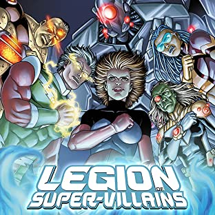 Legion of Super-Villains