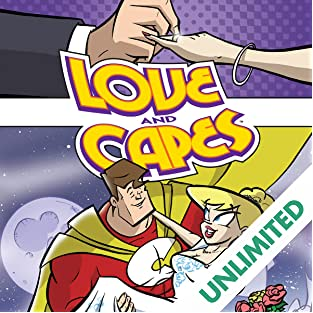 Love and Capes, Vol. 2