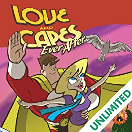 Love and Capes, Vol. 3: Ever After