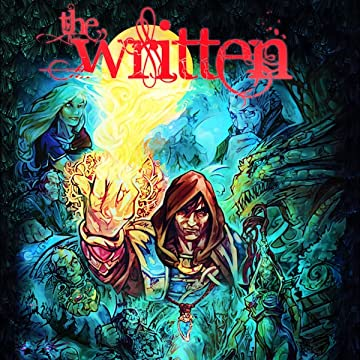The Written: Graphic Novel