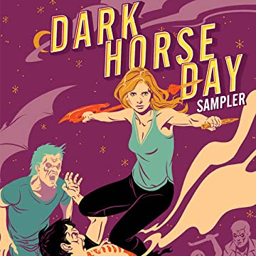 Dark Horse Day Sampler 2016