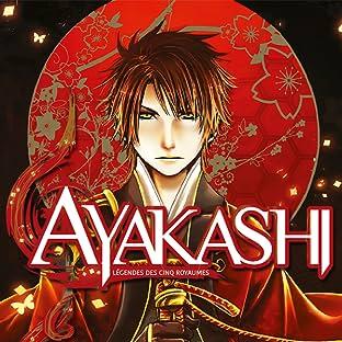 Ayakashi - Légendes des 5 royaumes