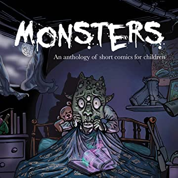 Monsters: An Anthology of Short Comics for Children