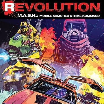 M.A.S.K.: Revolution