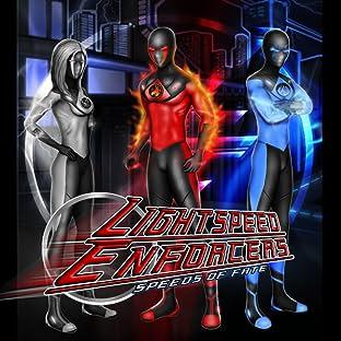Lightspeed Enforcers: Speeds of Fate, Vol. 1