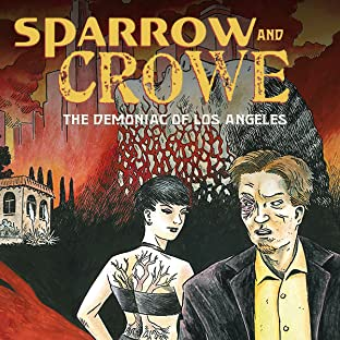 Sparrow & Crowe, Vol. 1: The Demoniac of Los Angeles
