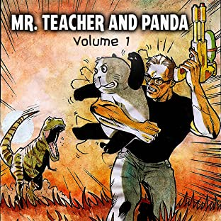 Mr. Teacher and Panda