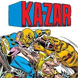 Ka-Zar (1974-1977)