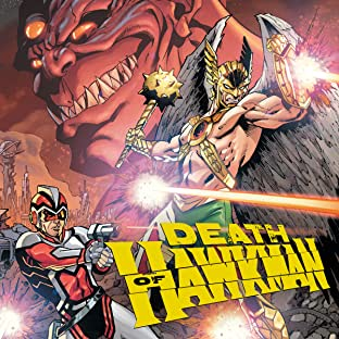 Hawkman & Adam Strange: Out of Time (2016-)
