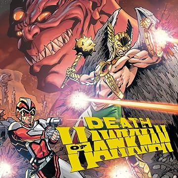 Death of Hawkman (2016-2017)