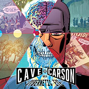 Cave Carson Has a Cybernetic Eye (2016-2017)