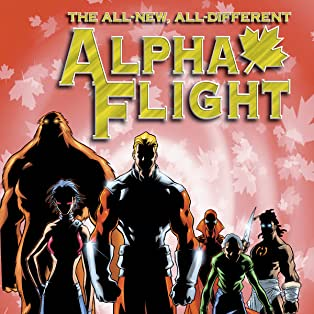 Alpha Flight (2004-2005)