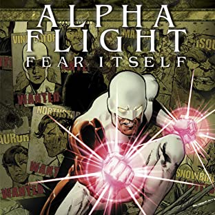 Alpha Flight (2011-2012)