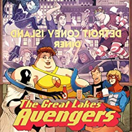 Great Lakes Avengers (2016-2017)