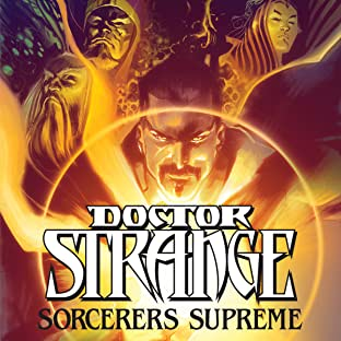 Doctor Strange and the Sorcerers Supreme (2016-)