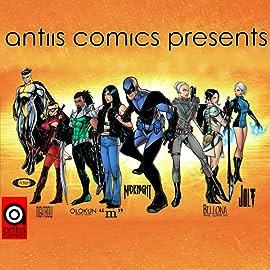 Antiis Comics Presents, Vol. 1: Midknight