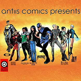 Antiis Comics Presents, Vol. 1: Midknight