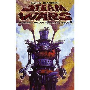 Larry Blamire's Steam Wars