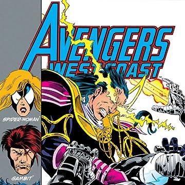 Avengers West Coast (1985-1994)