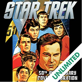 Star Trek: 50th Anniversary Cover Celebration