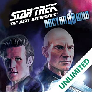 Star Trek: The Next Generation/Doctor Who: Assimilation