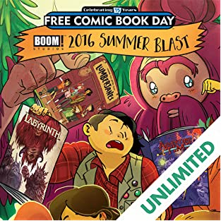 BOOM! FCBD 2016: Summer Blast