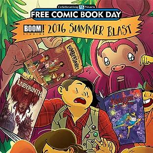 BOOM! 2016 Summer Blast (FCBD)